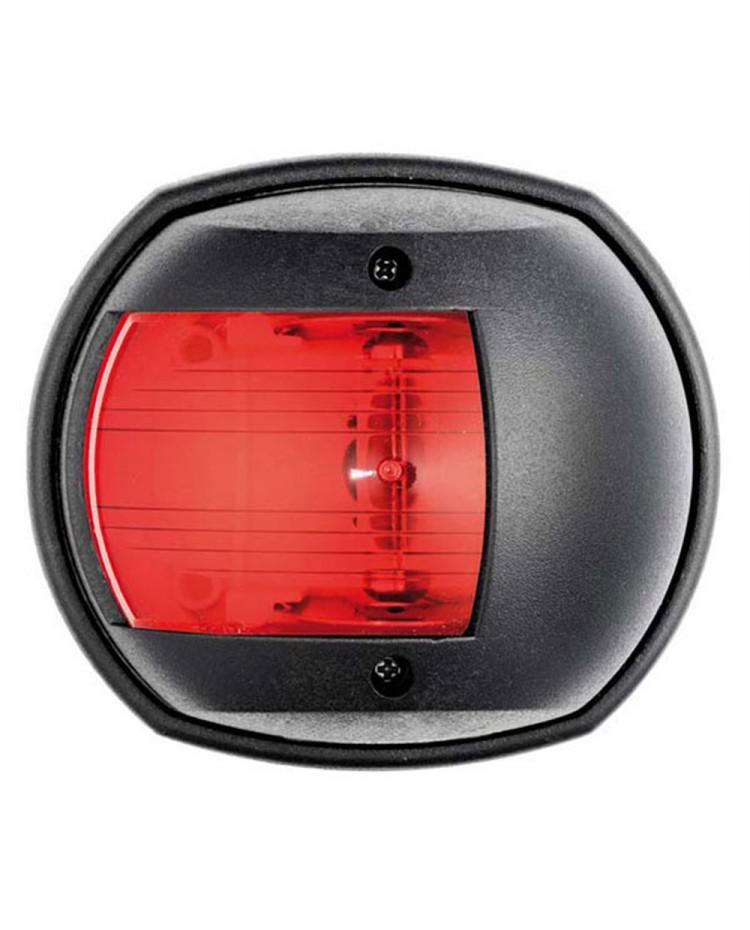 Feu de navigation Classic12 - ABS babord - noir