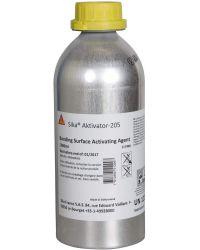 Sika Aktivator 205 - Transparent - flacon de 1 l -