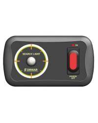 Joystick pour projecteur orientable