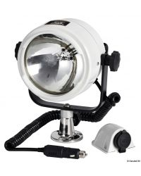 Projecteur Night Eye - fixation sur base - Halogène/LED - 12/24V