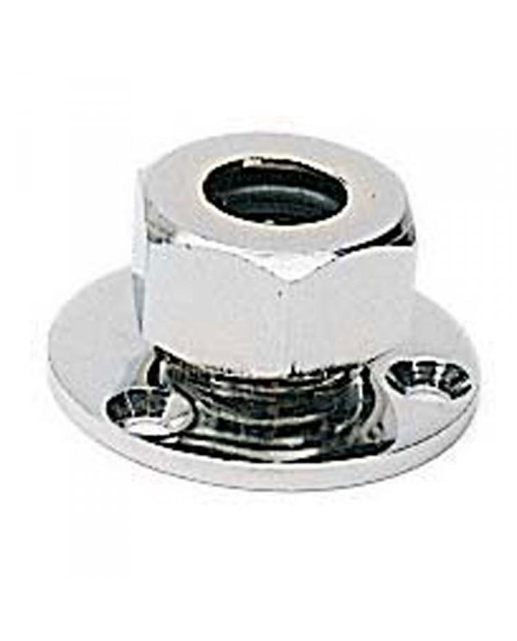 Passe-fil étanche laiton - ø 10 mm