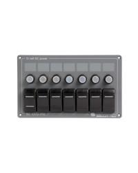 Tableau électrique Carling 7 inters - horizontal