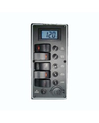Panneau électrique PCAL voltmètre numérique 9/32 V