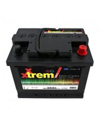 Batterie de servitude - 12V - C20 60Ah - C5 50Ah - 242 x 175 x 190 mm