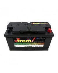 Batterie de servitude - 12V - C20 100Ah - C5 75Ah - 352 x 175 x 190 mm