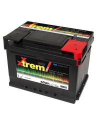 Batterie de démarrage - 12V - 60Ah - 520A - 242 x 175 x 195 mm