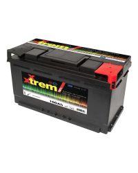Batterie de démarrage - 12V - 100Ah - 780A - 351 x 175 x 195 mm
