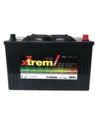 Batterie de démarrage - 12V - 110Ah - 700A - 345 x 175 x 230 mm
