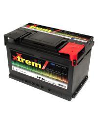 Batterie de démarrage - 12V - 70Ah - 630A - 278 x 175 x 195 mm