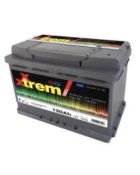 Batterie mixte - 12V - 120Ah - 870A - 349 x 175 x 235 mm