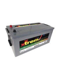 Batterie mixte - 12V - 235Ah - 1300A - 518 x 279 x 240 mm