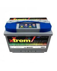 Batterie de servitude AGM - 12V - C20 75Ah - C5 60Ah - 277 x 175 x 190 mm