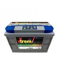 Batterie de servitude AGM - 12V - C20 110Ah - C5 90Ah - 345 x 175 x 230 mm