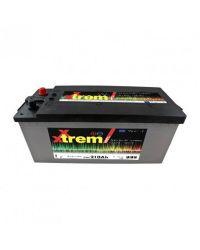 Batterie de servitude AGM - 12V - C20 180Ah - C5 145Ah - 513 x 223 x 223 mm