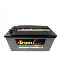 Batterie de servitude AGM - 12V - C20 220Ah - C5 185Ah - 518 x 276 x 242 mm