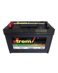 Batterie mixte double borne - 12V - 110Ah - 750A - 330 x 175 x 240 mm