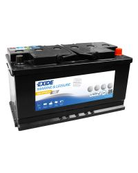 Batterie de servitude GEL - 12V - C20 56Ah - 278 x 175 x 190 mm