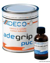 Colle pour tissus Adeprene en PVC - 850g+50ml