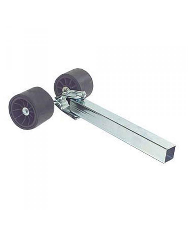 Galet sur balancier - tube de 40 mm