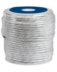 Cordage - Drisse - Ecoute polyester tressé - ø6 mm - 200 M