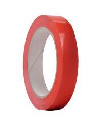Ruban de masquage PVC rouge - 19 mm x 66 m