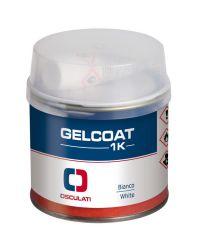 Gel coat blanc mono-composant 100 g