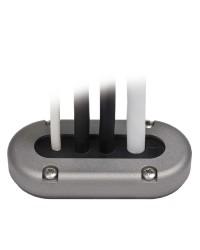 Presse-étoupe alu - câble Ø 12 à 15 mm - 99x48 mm