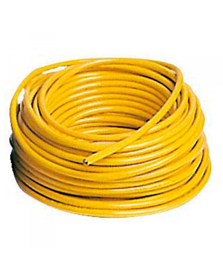 Câble électrique - 3 x 10 mm² - jaune