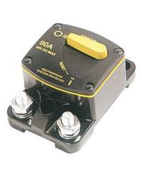 Disjoncteur magnéto-thermique saillie USA - 50A