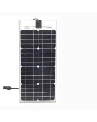 Panneau solaire Enecom - 20W - 620 x 272 mm