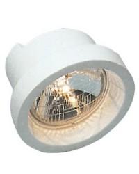 Lampe flottante - étanche - 35 w / 12 v - câble 2.4 m