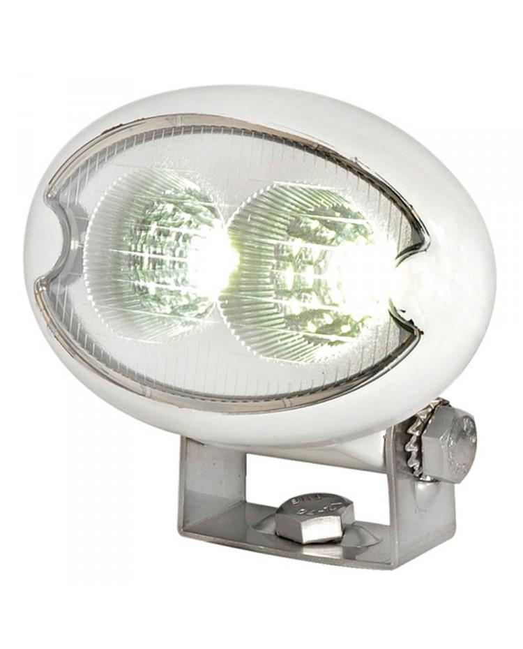 Projecteur pour roll-bar à LED ovale 2x3W