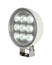 Projecteur pour roll-bar à LED rond 9x3W