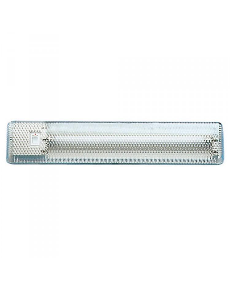 Plafonnier fluorescent 16W - 12V