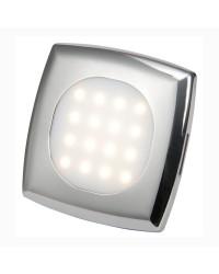 Plafonnier LED Square 12/24V à encastrer