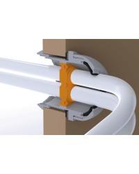 Presse-étoupe - 4 câbles Ø 7 à 15 mm - Ø 71 mm