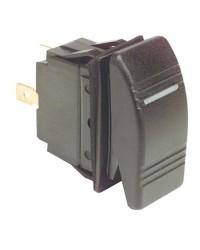 Interrupteur à bascule Marina - MON-OFF-MON - avec bascule