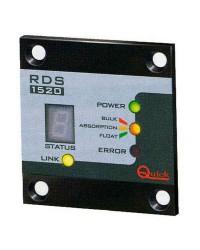 Tableau de contrôle pour chargeur - affichage à LED