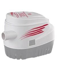 Pompe de cale automatique à flotteur 750 - 2880 l/h - 12V