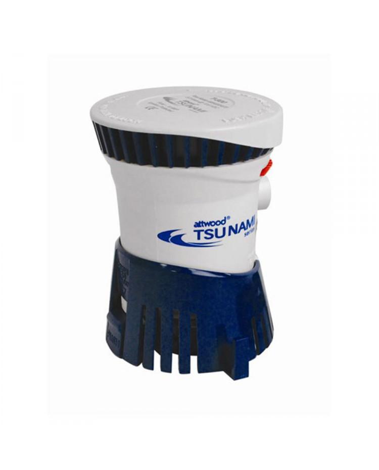 Pompe de cale Attwood Tsunami T800 24 V - 3060 Lh