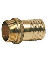Embout mâle laiton - 8 mm - 1/4''