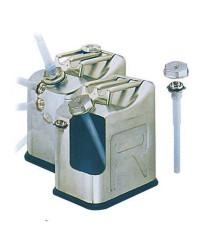 Jerrican inox 20 litres