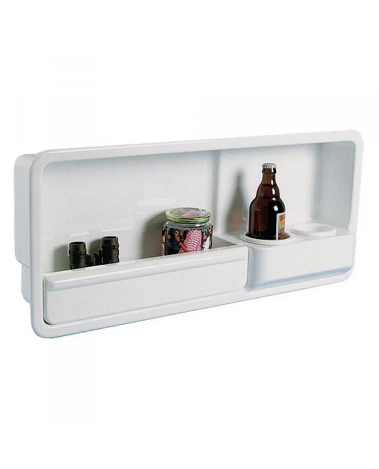 Coffre niche latérale 720 x 310 mm - droit