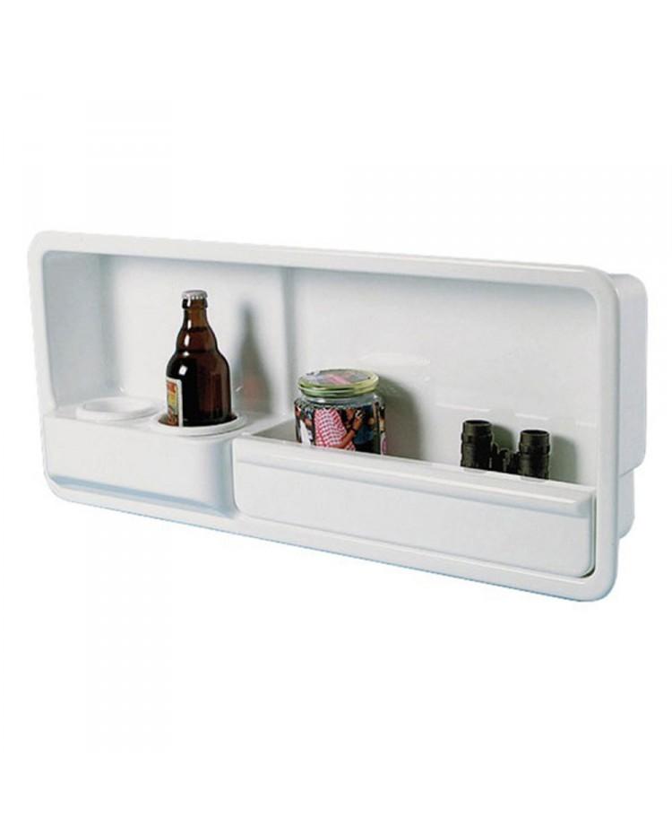 Coffre niche latérale 720 x 310 mm - gauche