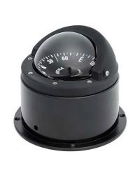 Compas Vega noir avec habitacle - 2''3/4 - 72 mm