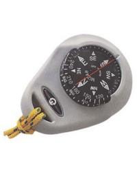 Compas gris et boitier - bague fixe - 1''7/8