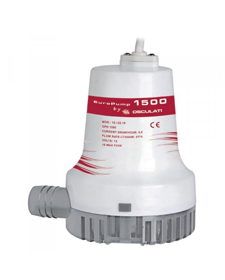 Pompe de cale centrifuge 1500 - 5760 l/h - 24V