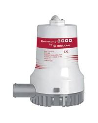 Pompe de cale centrifuge 3000 - 11520 l/h - 12V