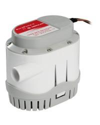 Pompe de cale automatique à flotteur 1500 - 5760 l/h -12V