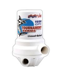 Pompe centrifuge Rule 12V Dual Port
